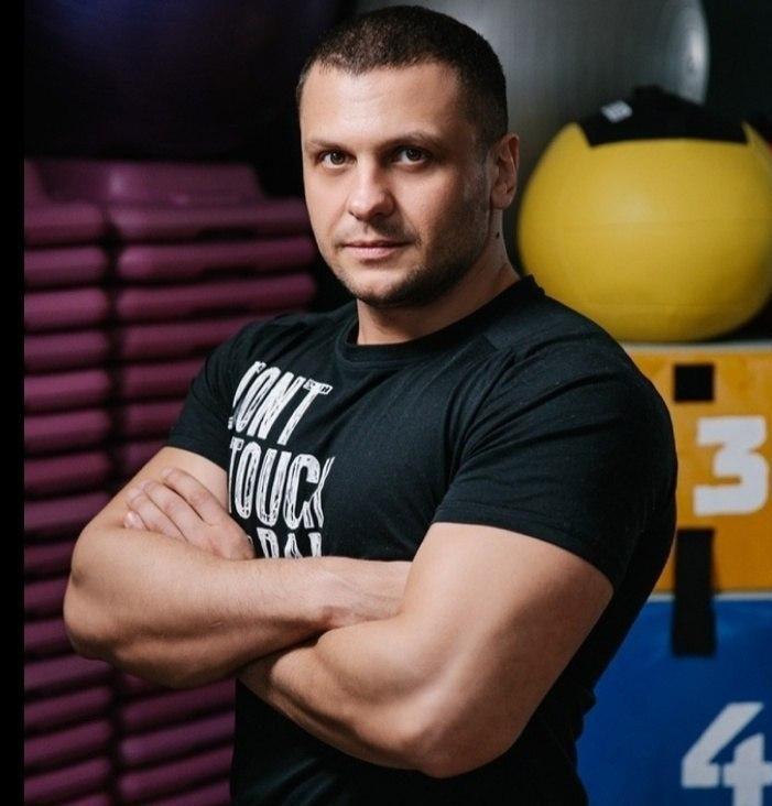 Александр Кузнецов, мастер спорта Украины