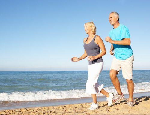 Фитнес старше 50 лет: изящное старение с Моникой Брант